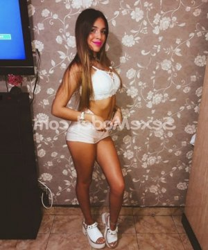 Galia escort girl massage sexy à Capbreton