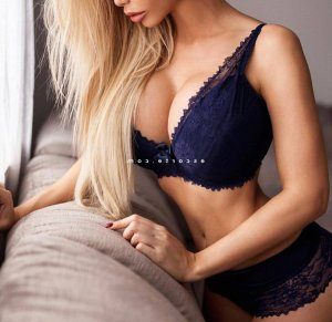 Kyssia escort girl massage à Saint-Laurent-du-Var 06